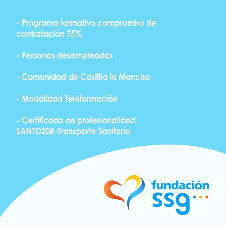 Programa de formación para desempleados en Castilla la Mancha