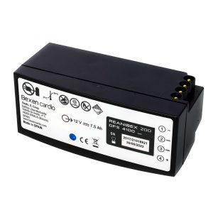 Batería para desfibriladores
