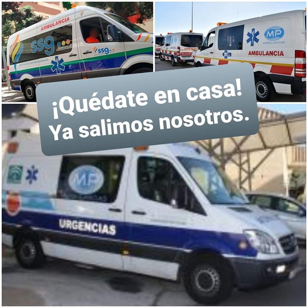 ssg ambulancias sevilla