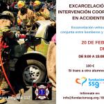 Excarcelación e intervención coordinada en accidentes
